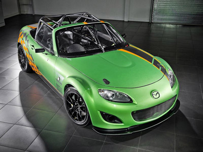 Mazda MX-5 GT Race Car от Jota Sport